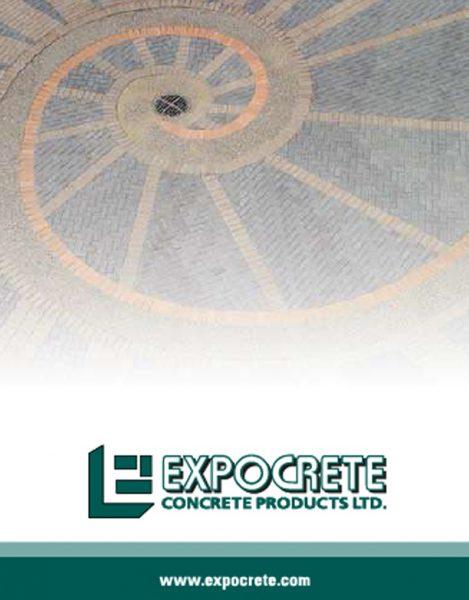Expocrete Landscape Catalogue