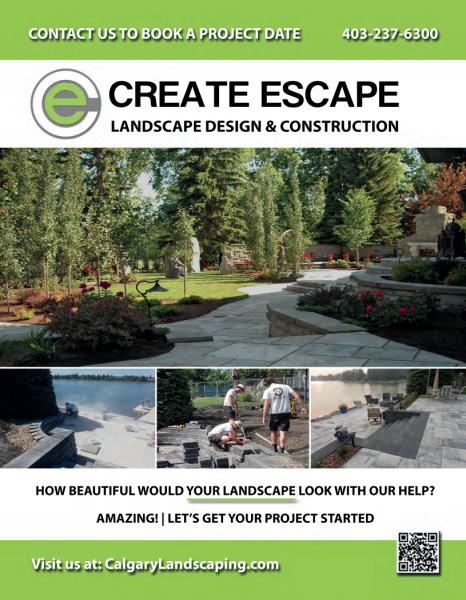 Create Escape Landscape Catalogue