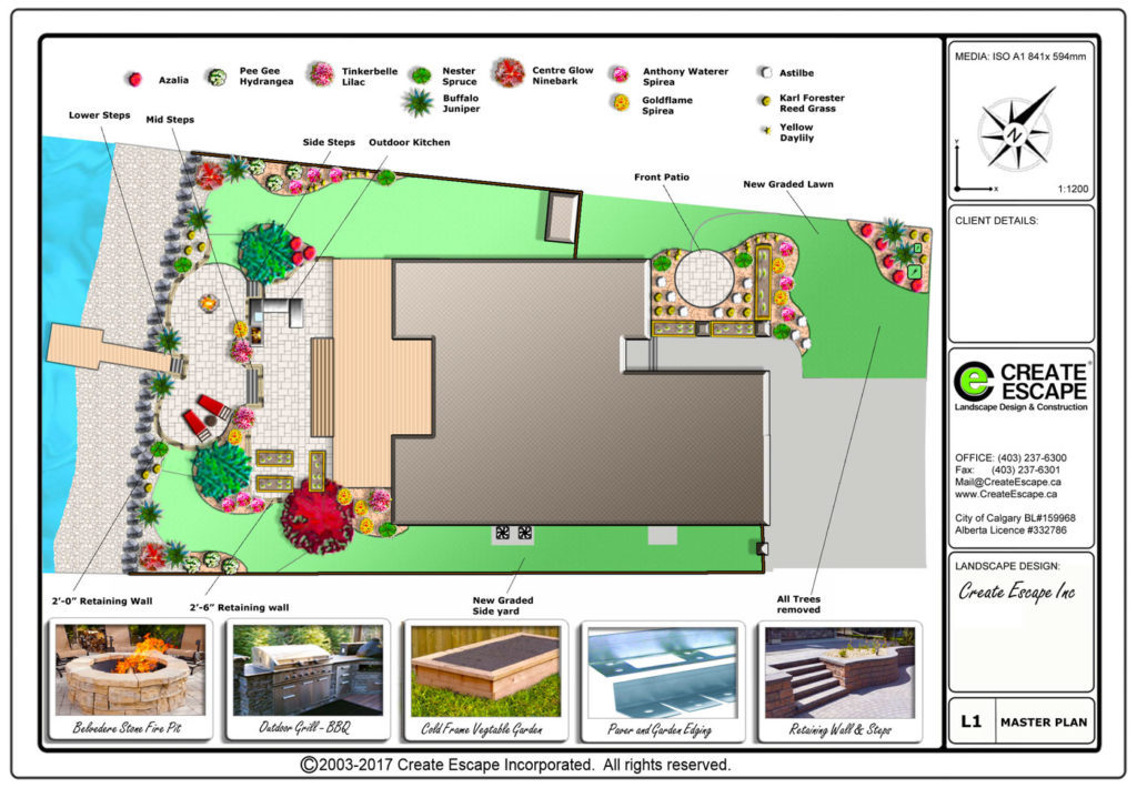 Color Landscape Design