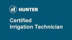 Certified Irrigation Hunter