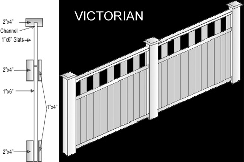 Victorian Fence