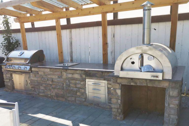 Outdoor Kitchens BBQ
